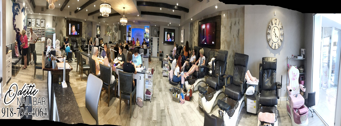 Odette Nail Bar - Nail salon in Tulsa, OK 74105